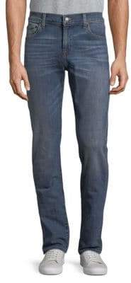 7 For All Mankind Slimmy Slim-Straight Jeans