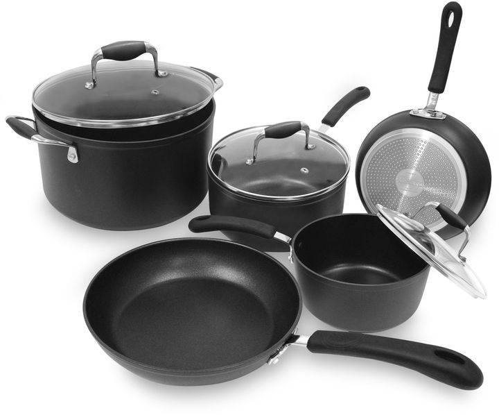 Bed Bath & Beyond Symphony ECOlution Nonstick 8-Piece Cookware Set and Open Stock