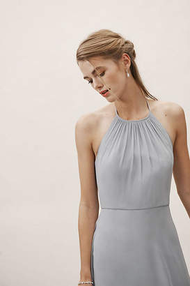 Anthropologie Gannon Wedding Guest Dress