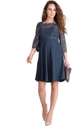 Seraphine Mishka Lace Nursing Dress