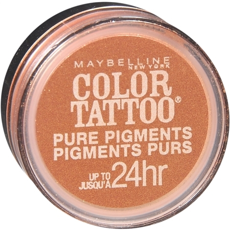 Maybelline Color Tattoo Pure Pigments Loose Powder Breaking Bronze