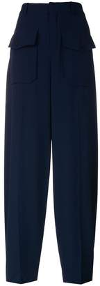 Chloé loose fit trousers