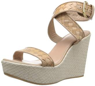 Stuart Weitzman Women's Xray Wedge Sandal