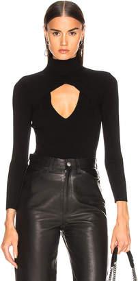 A.L.C. (エーエルシー) - A.L.C. Twist Sweater in Black | FWRD
