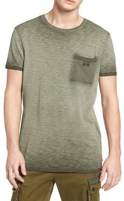 Scotch & Soda Oil Washed T-Shirt