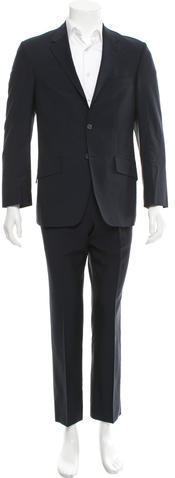 Paul SmithPaul Smith Wool Two-Piece Suit