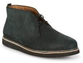Cole Haan Lace-Up Suede Chukka Boots
