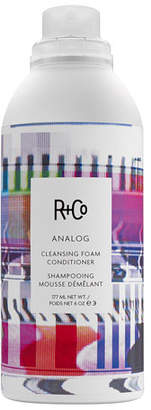 R+Co ANALOG Cleansing Foam Conditioner, 6 oz. $29 thestylecure.com
