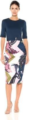 Ted Baker Women's Casiew Dress, -pale pink