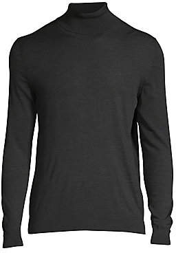 Kiton Men's Wool Turtleneck Sweater