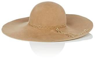 Eugenia Kim Women's Honey Fur Felt Sun Hat