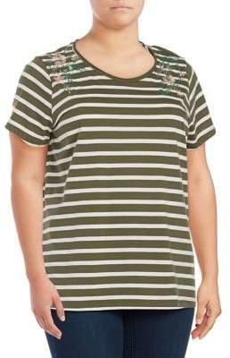 Junarose Plus Halla Short Sleeve T-Shirt