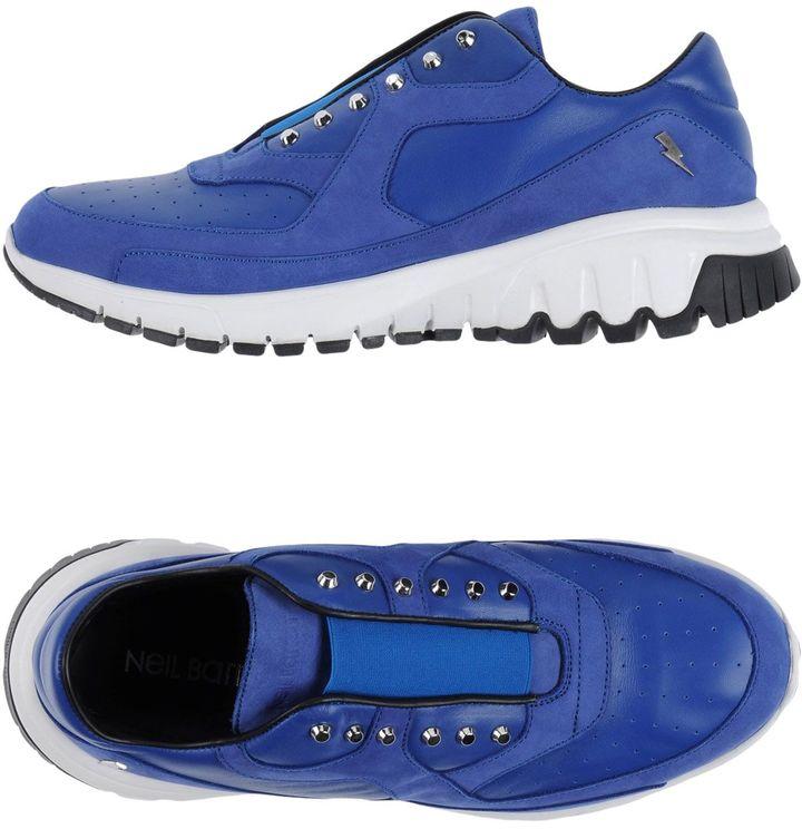 Neil Barrett Low-tops & sneakers - Item 11114479