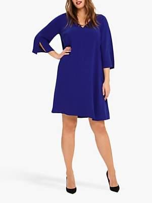 Studio 8 Elmira Swing Dress, Cobalt Blue