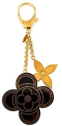 Louis Vuitton Stipply Flower Bag Charm