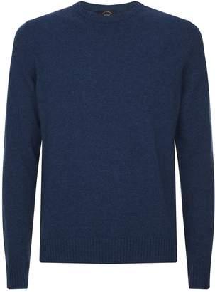 Paul & Shark Logo Patch Sweater
