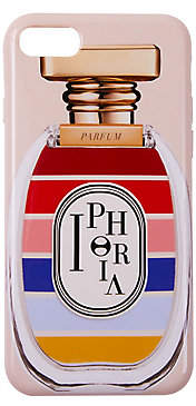 IPHORIA Perfume Round Stripes Multicolor スマートフォンケース(iPhone7/8対応)(15566)