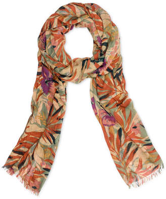 Patricia Nash Palm Leaves Scarf