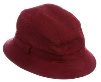 Prada Silk Bucket Hat