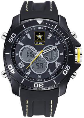 WRIST ARMOR Wrist Armor Mens Strap Watch-37200015
