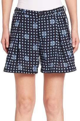Armani Collezioni Women's Georgette Shorts