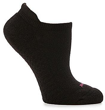HUE Air Cushion Heel Tab Ventilation No-Show Socks, 3 Pack