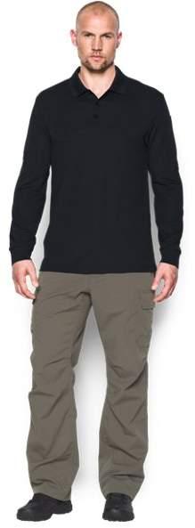 Men's UA Tactical Performance Long Sleeve Polo