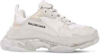 Balenciaga (バレンシアガ) - BALENCIAGA TRIPLE S AIR レザースニーカー 60MM