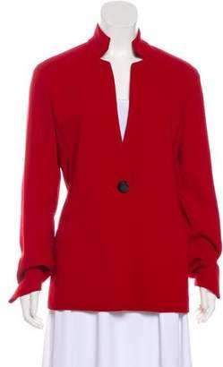 Agnona Lightweight Virgin Wool Jacket