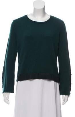 Ramy Brook Knit Long Sleeve Sweater