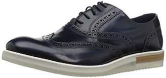 Bugatchi Men's Lace up Shoe Oxford