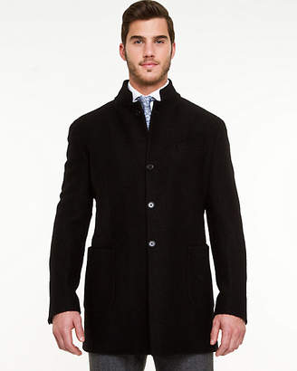 Le Château Wool Blend Single Breasted Jacket