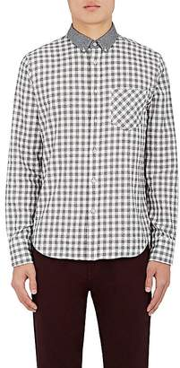 Rag & Bone Men's Yokohama Checked Cotton Shirt
