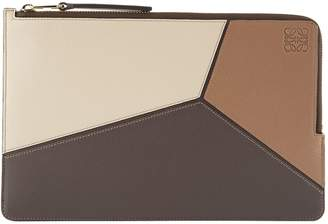 Loewe Leather Puzzle Pouch