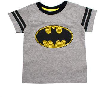 Batman Boys Crew Neck Short Sleeve T-Shirt-Toddler