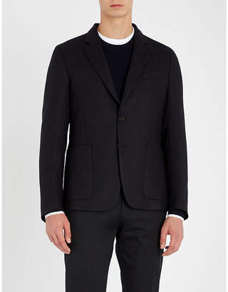 Paul Smith Soho-fit textured wool jacket