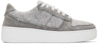 Diemme Grey Brenta Sneakers