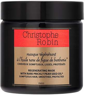 Christophe Robin Regenerating Mask with Rare Prickly Pear Seed Oil $71 thestylecure.com