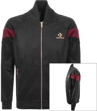 0d9f37c8b3d Converse Luxe Star Chevron Track Jacket Black
