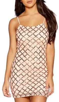 Quiz Strappy Mini Dress