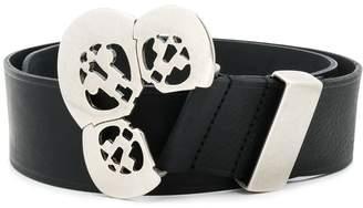 Isabel Marant cut-out buckle belt