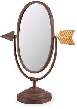 Foreside Home & Garden Arrow Tabletop Mirror
