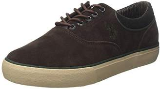 U.S. Polo Assn. Sterling Suede, Men's Low Top Sneakers,(43-44 EU)