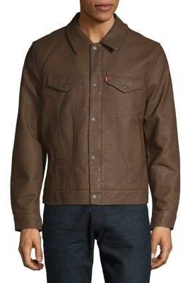 Levi's Classic Spread Collar Jacket