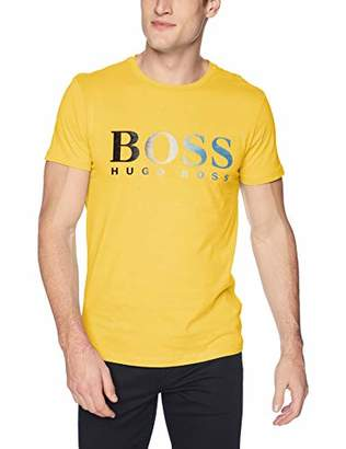 HUGO BOSS BOSS Orange Men's Topwork 1 Logo Tee