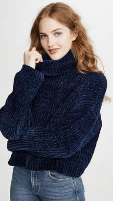 Blank Chenille Sweater