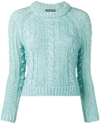 ALEXACHUNG Alexa Chung knitted sweater