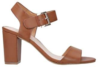 7af48aa16ac5 at John Lewis and Partners · Carvela Sadie Block Heel Sandals