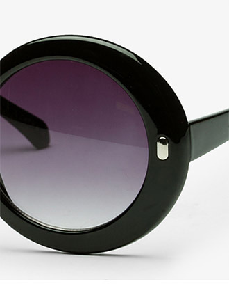 Forever 21 F0341 Round Sunglasses