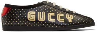 Gucci Black Sega Guccy Falacer Sneakers